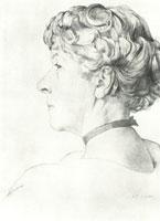 А.А. Сомова-Михайлова (1920 год)