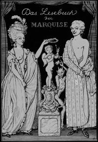 Обложка немецкого издания 1907 года