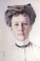 Портрет Александры Нольде (1911 год)