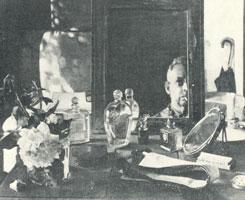 Автопортрет с натюрмортом (1934 год)
