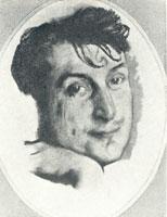 Портрет М.П. Лукьянова (1928 год)
