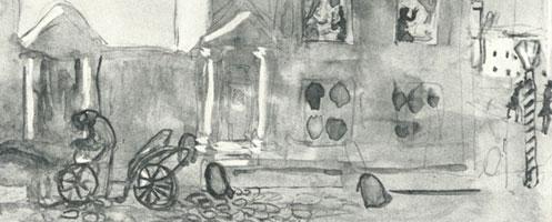 Жанровая сцена (1899 год)