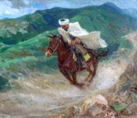 Всадник (Авилов М.И. 1940 г.)