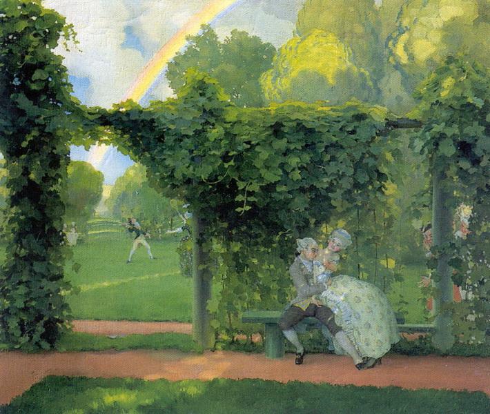 Осмеянный поцелуй (1908 г.)