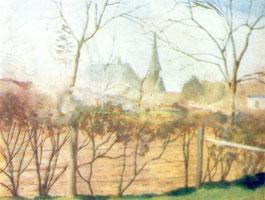 Пейзаж. Нормандия (1929 г.)