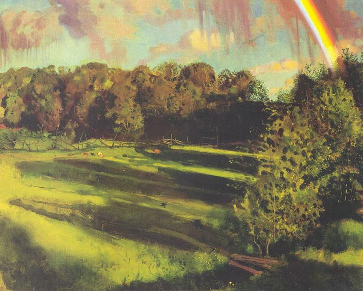 Вечерние тени (1900-1917 г.)