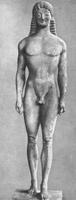 Аполлон Тенейский. VI в. до н.э.