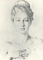 Сесиль де Вианж (1924 год)