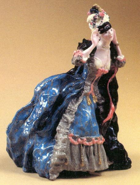 Дама с маской (1905 г.)