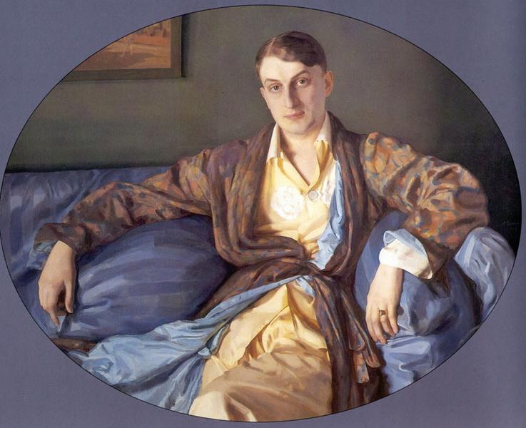 Портрет М.Г. Лукьянова (1918 г.)