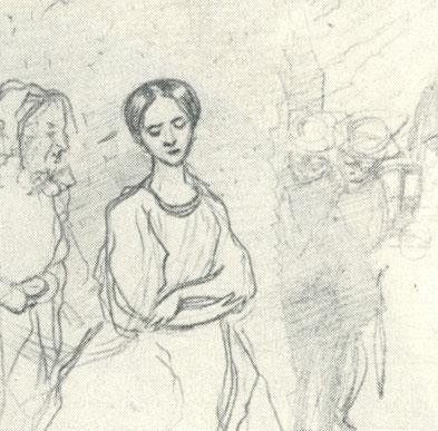 1896 год. К.А. Сомов. Похищение.
