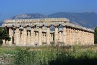 Храм Геры. Пестум (VI в. до н.э.)