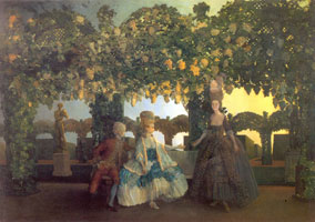 Вечер (1900-1902 гг.)