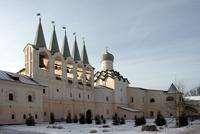 Звонница Тихвинского Успенского собора