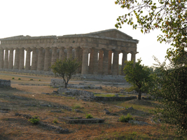 Храмы Посейдона в Пестуме (VI в. до н.э.)