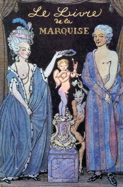 Le Livre de la Marquise (1918 г.)