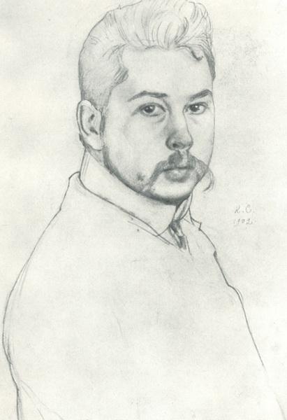 Автопортрет (1902 г.)