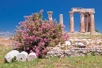 Храм Аполлона, Коринф (Около 550 г. до н.э.)