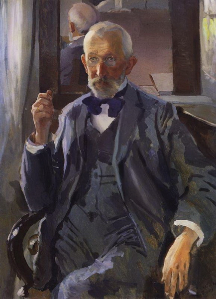 Портрет отца (1897 г.)