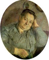 Портрет матери (1895 г.)