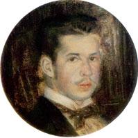 Автопортрет (1895 г.)