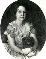 Портрет Т.С. Рахманиновой (1925 год)
