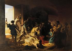 Христианские мученики в Колизее (К.Д. Флавицкий, 1862 г.)