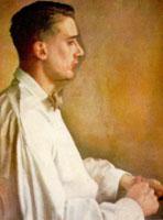 Портрет Б. Снежковского (1934 г.)