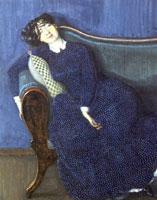 Спящая молодая женщина (1909 г.)