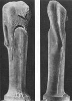 Гера. Середина VI в. до н.э. Париж, Лувр
