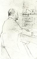 Портрет С.Д. Михайлова (1900-1910)