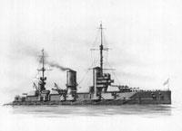 Линейный корабль Гангут