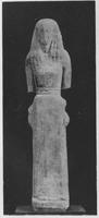 Артемида с острова Делоса. VII в. до н. э.