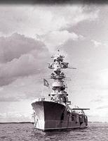 Линкор Октябрьская революция (Балтийский флот, 1939 год)